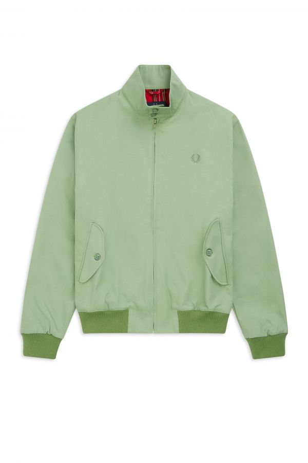 Made In England Harrington Jacket