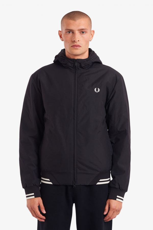 Padded Hooded Brentham Jacket