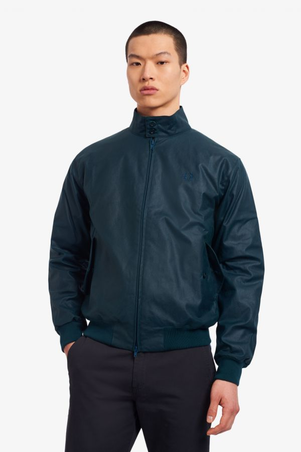 Giacca Harrington Cerata