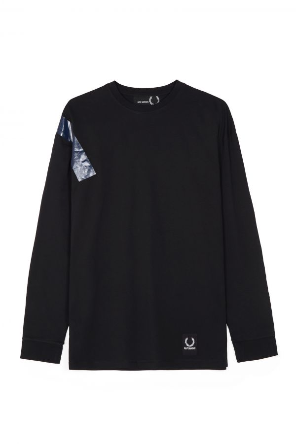 Raf Simons Taped Long-Sleeve T-Shirt
