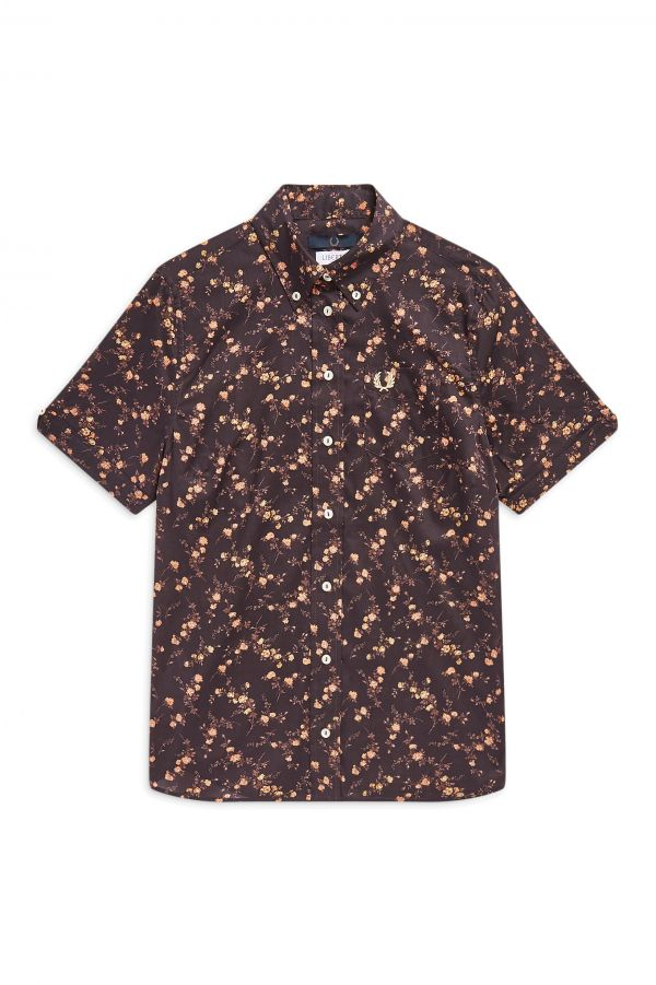 Laurel Wreath Camisa Con Estampado Liberty