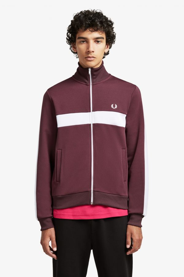 Chest Panel Track Jacket