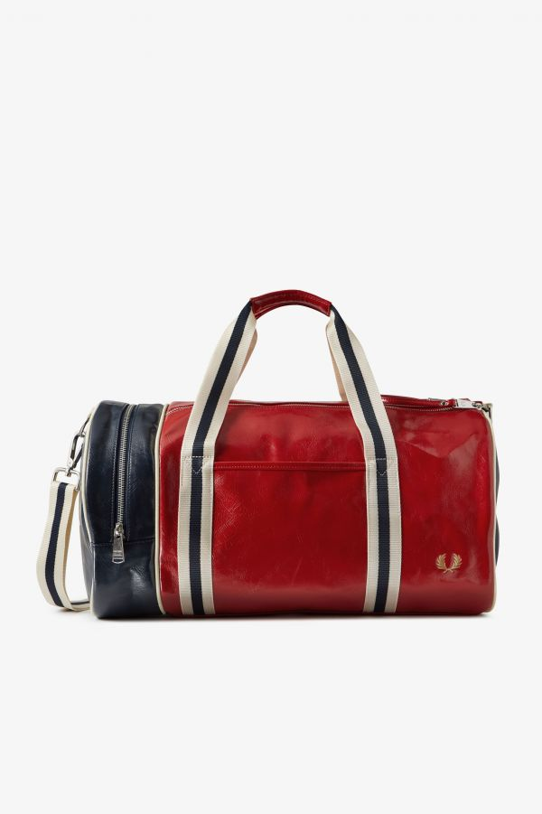 Sac de sport color-block