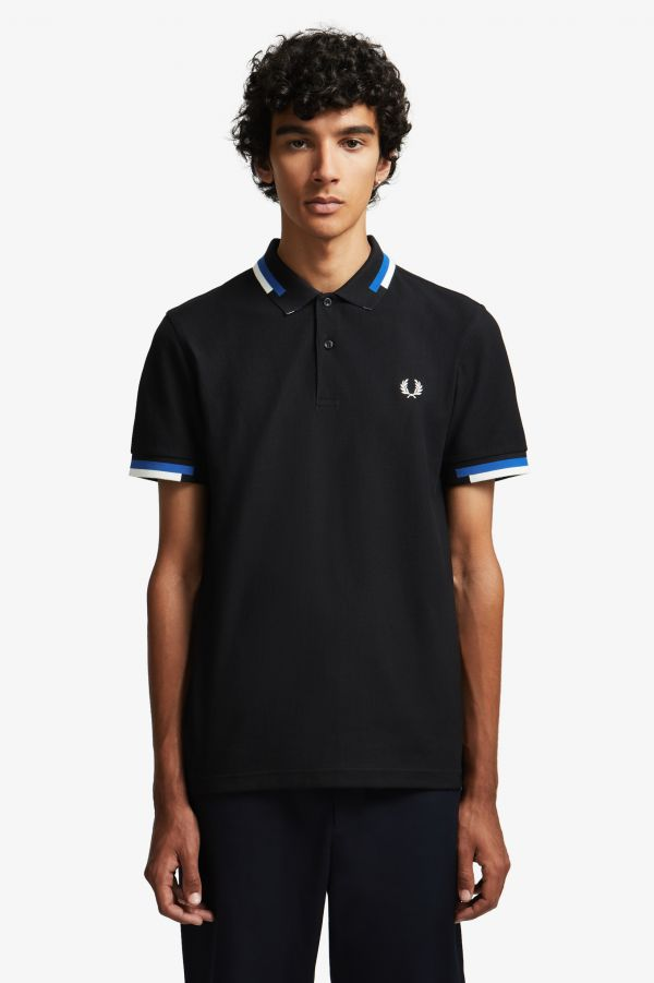 Broken Tipped Polo Shirt