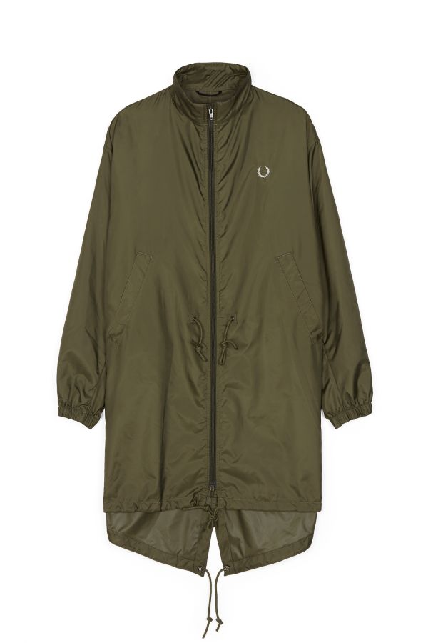 Laurel Wreath Made in England Lightweight Parka