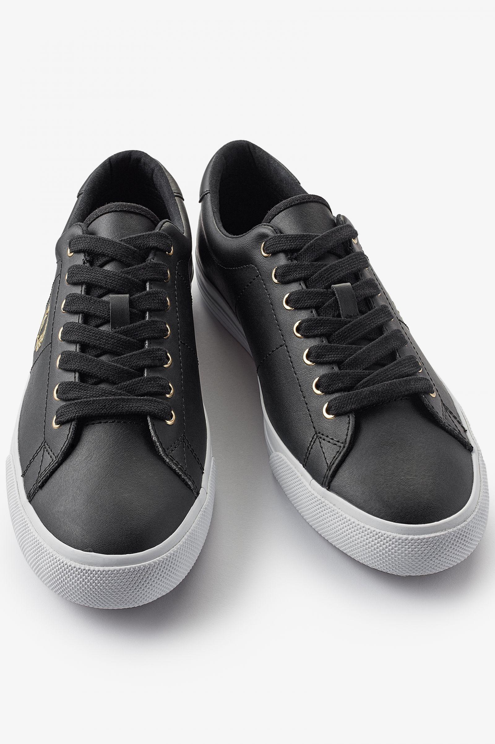 Chaussures Underspin en cuir Noir   Chaussures Pour Homme