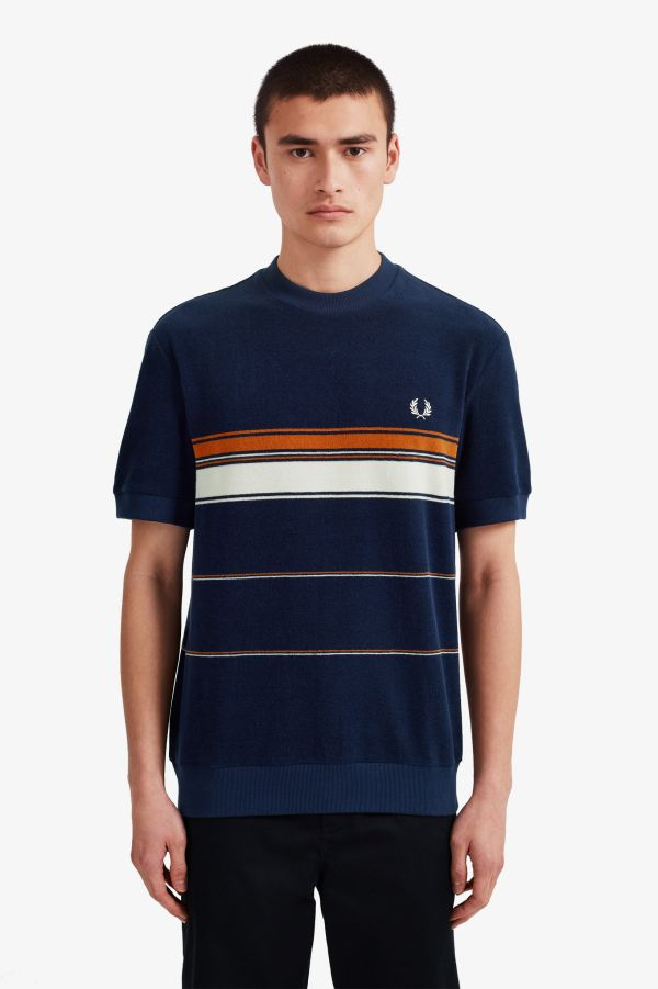 Reissues Striped Towelling T-Shirt