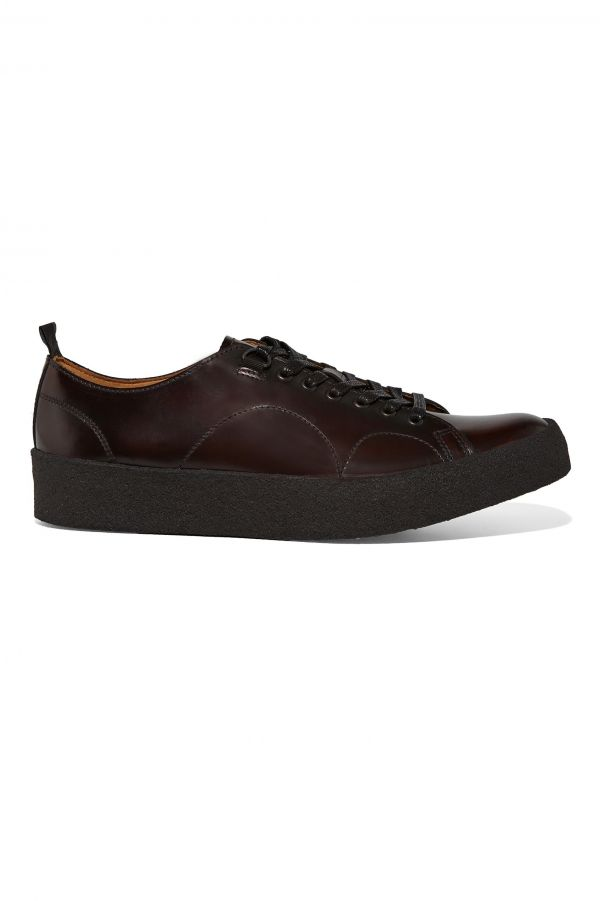 Fred Perry x George Cox Creeper Leather