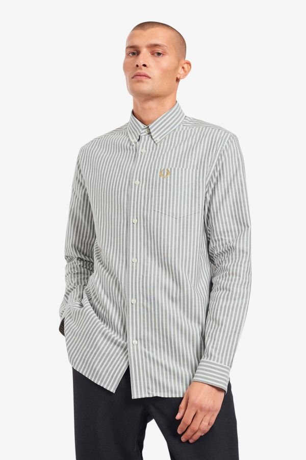 Vertical Stripe Shirt