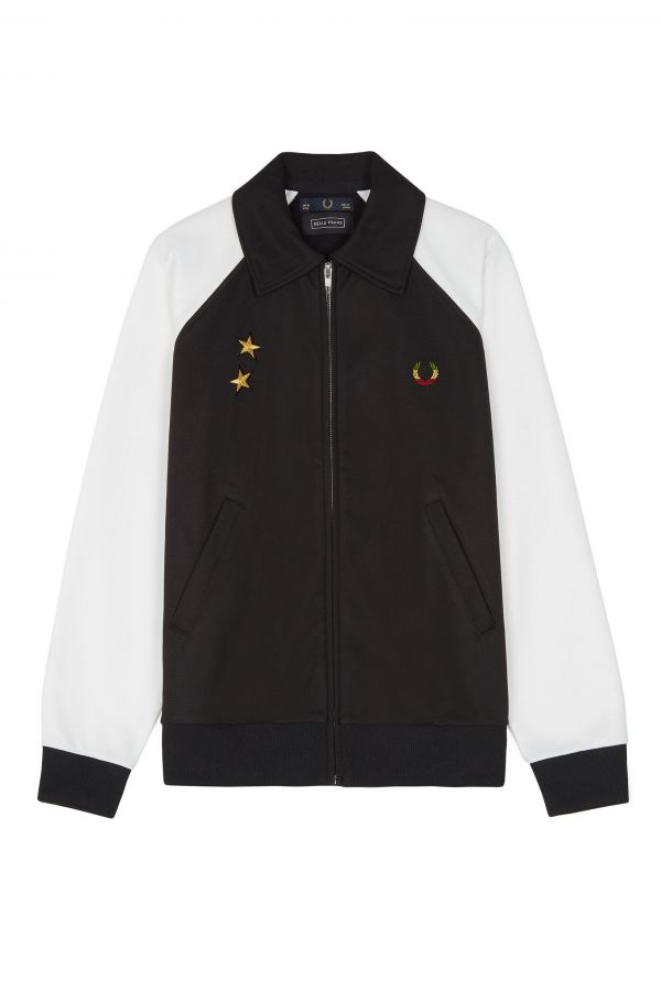 Bella Freud Colour Block Track Jacket
