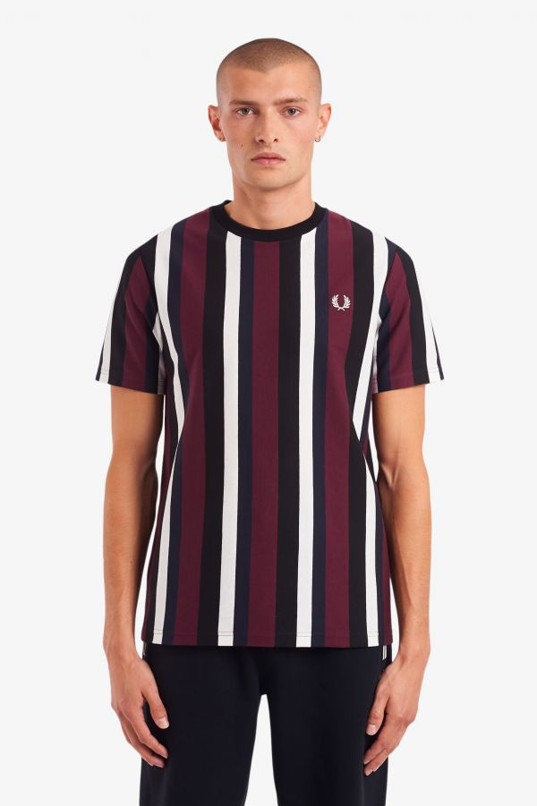 Vertical Stripe T-Shirt