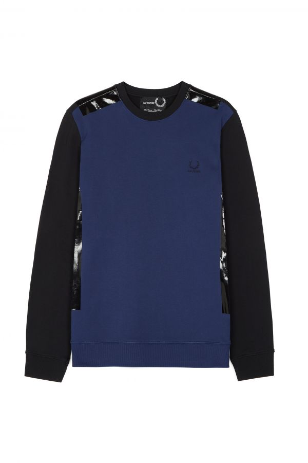 Raf Simons Taped Detail Sweatshirt