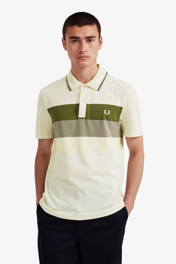 Reissues Stripe Polo Shirt
