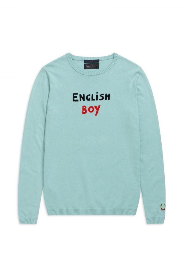 Bella Freud English Boy Pullover