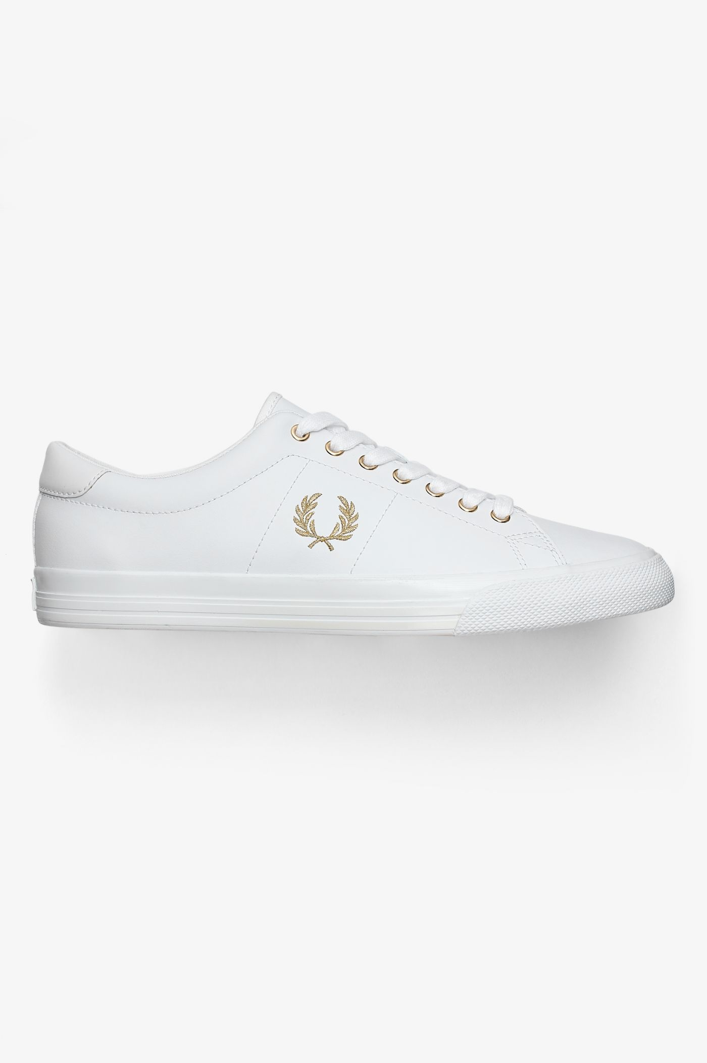 Underspin Leather - White | Men's