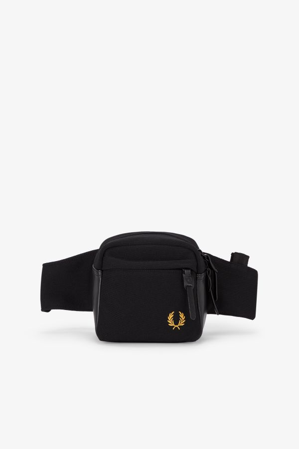 Piqué Cross Body Bag