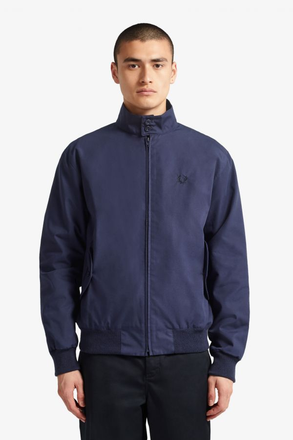 Made In England Blouson Harrington fabriqué en Angleterre