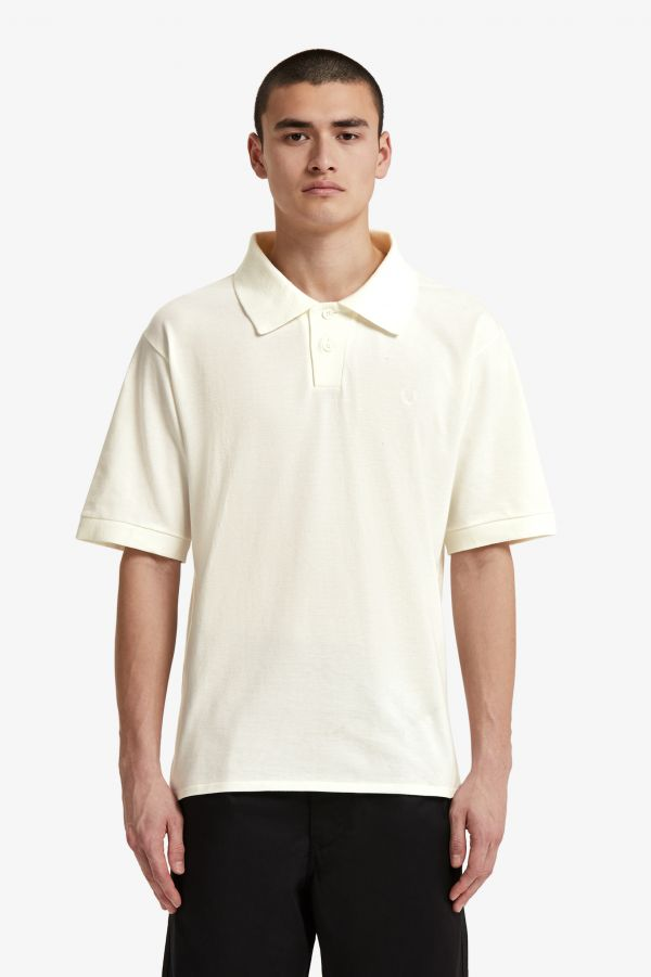 Margaret Howell Piqué Tennis Shirt