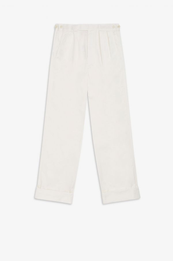 Margaret Howell Pantalon De Tennis En Sergé