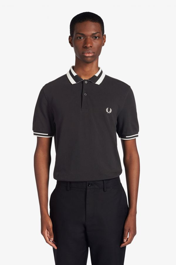 Block Tipped Polo Shirt