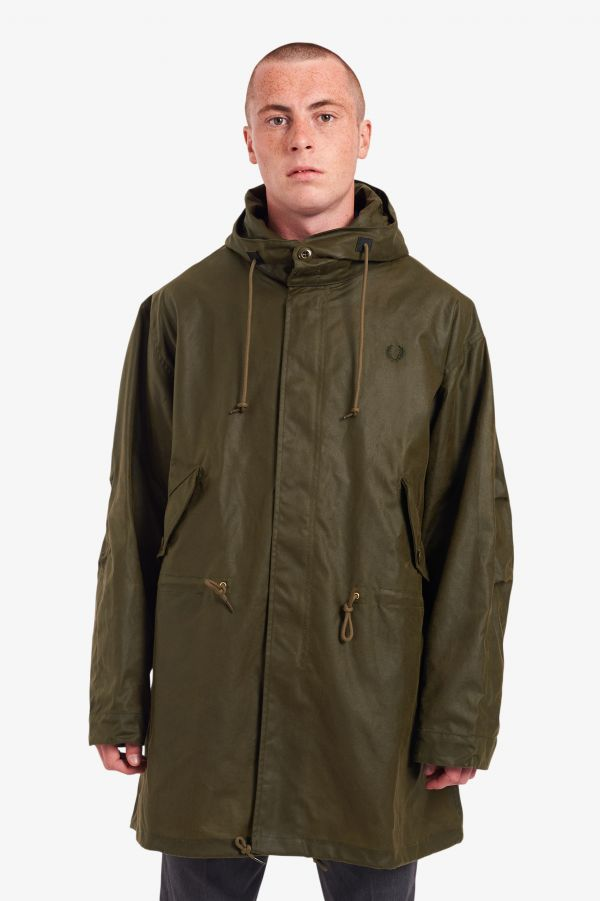 Unlined Parka