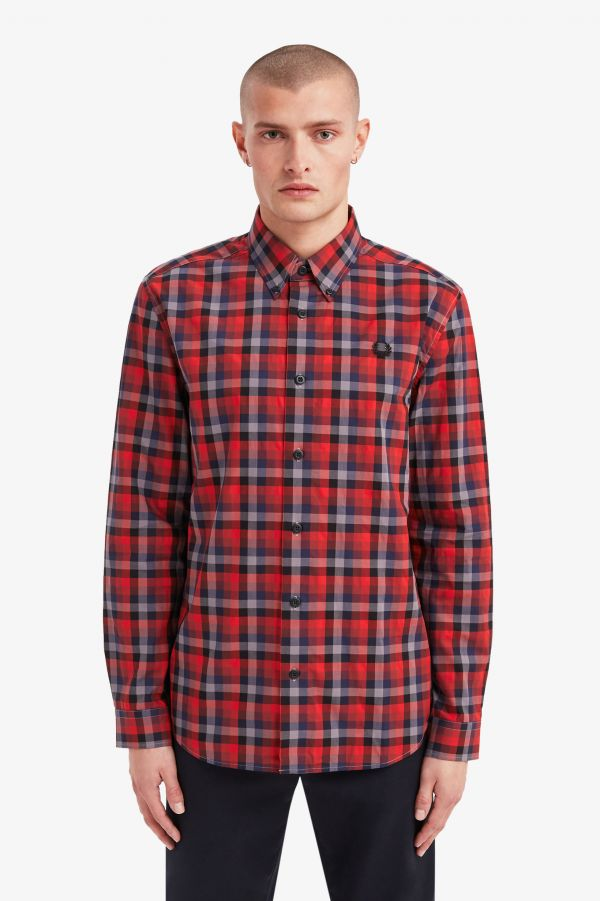 Five Colour Gingham Shirt