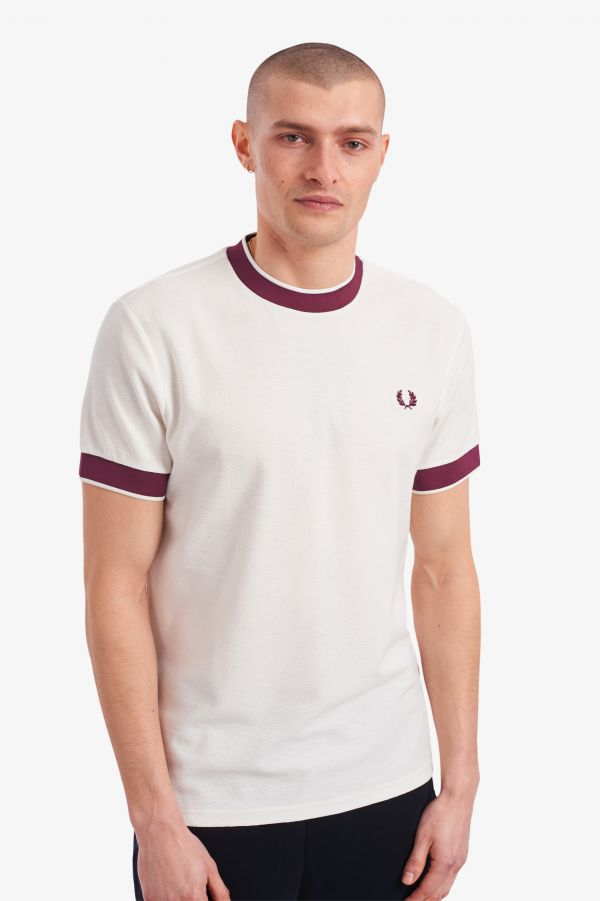 Crepe Jersey T-Shirt